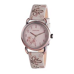 Kahuna KLS-0254L – Reloj analógico para Mujer, Correa de Cuero Color