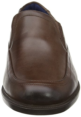 Padders Bond, Mocassins Homme Marron