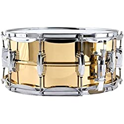Ludwig Supra-Phonic Snare Drum, Bronze 6.5X14 Inches