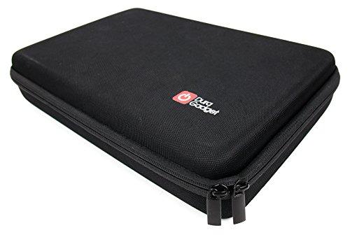 Hartschalen-Koffer /Transport-Tasche mit anpassbarer Schaumstoffeinlage für FEUCHTIGKEITSMESSGERÄT von C.P. Company und TROTEC BM31 Feuchteindikator, Feuchtemessgerät und Zubehör - von DuraGadget
