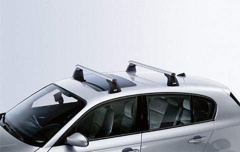 Original BMW Serie 1E82Coupe supporto di base/barre portatutto/Portabici ponte (Bmw Barre)