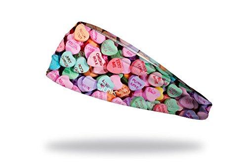 JUNK Brands Haarband, Big Bang Lite, Candy Crush, Einheitsgröße, Pink