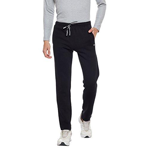 Neva Men Track Pant Black Coloured X-Large