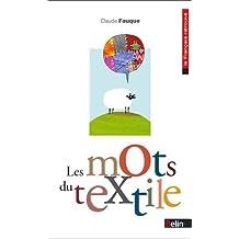 Les mots du textile