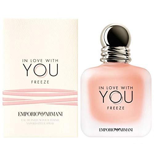 Profumo Emporio Armani In Love With You Freeze Eau de Parfum, spray - Profumo donna