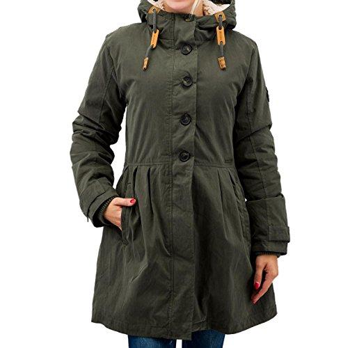 alife & famous HANNA Padded Coat XS