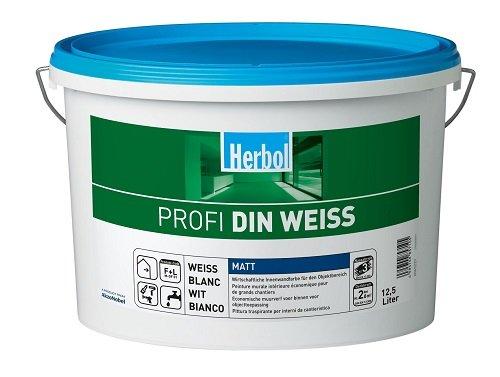 Herbol 13030300 DIN weiß Farbe