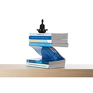 Artori Design | Levitation Book Stand | Decorative Metal Book Stacker | Books Holder| Unique Books Display Rack
