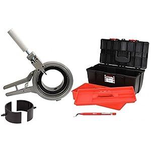 KS Tools 222.5220 Ck160, coupe-tubes et chanfreineurs nu pas cher
