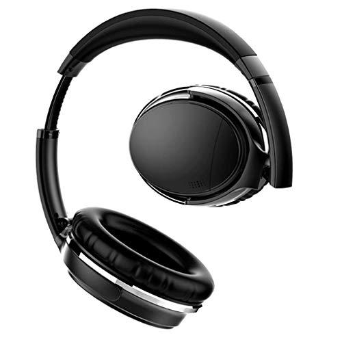 Preisvergleich Produktbild Mjb HUANGDA T-3T-3 Bluetooth 5.0 Headset Kopfhörer Bluetooth Headset Wireless Headset mit Mikrofon Schallisolierung Noise Reduction Subwoofer Handyspiele Sport Laufen Fitness (Color : B)