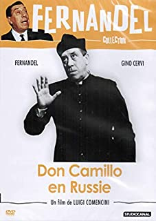 Don Camillo en Russie - DVD