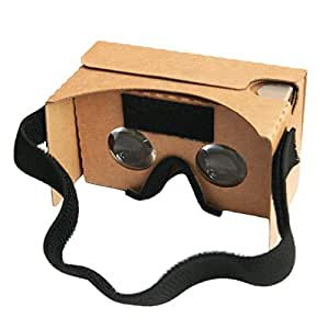 magic cardboard v2 virtual reality vr brille elektronik. Black Bedroom Furniture Sets. Home Design Ideas