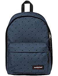 Zaino Eastpak Out Of Office Black Squares 89P