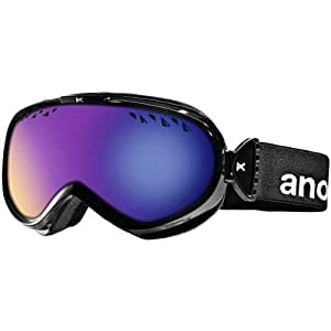Anon Women's Solace Painted Goggles - Black/Blue Solex