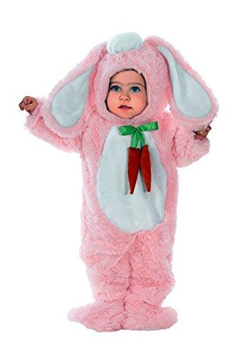 Baby Kostüm Hase, Kleinkinderkostüm Hase, Kostüm rosa, - Häschen-anzug Erwachsene Rosa