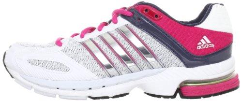 adidas Performance Damen Laufschuhe weiß/pink