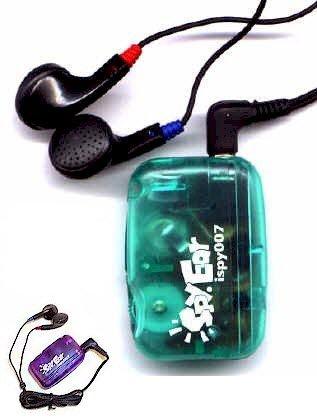 CyberSpy Mini Spion Geräuschverstärker