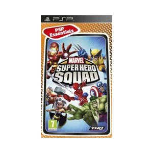 Marvel : Super Hero Squad - Essentials [UK Import] (Psp Marvel Spiele)