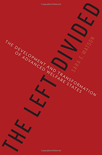 The Left Divided: The Development and Transformation of Advanced Welfare States
