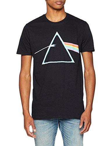 Pink Floyd Dark Side Prism Camiseta, (Black Blk), Medium para...