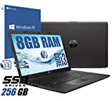 "Notebook HP 250 G7 Portatile Display da 15.6"" /Cpu Intel core i3-7020U 2,3Ghz /Ram 8Gb DDR4 /HD SSD 256GB /VGA INTEL HD 620 /Hdmi Masterizzatore Wifi Bluetooth/Windows 10 professional + Open Office"