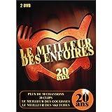 Le Meilleur des Enfoirés 20 Ans - Edition 2 DVD