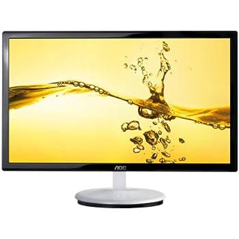AOC E2343F2 58,50 cm (23 Zoll) Monitor (VGA, HDMI, 2ms Reaktionszeit)