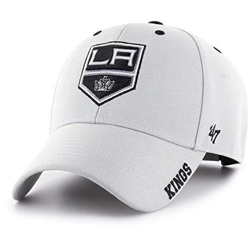 47 Brand Adjustable Cap - DEFROST Los Angeles Kings grau