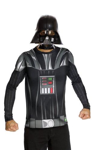 Wars Darth Vader Kostüm Set X-Large (Stars Wars Kostüme)