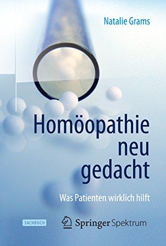Homöopathie neu gedacht: Was Patienten wirklich hilft -