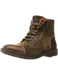 Geox U Rickmove A Botas de ante para hombre / Zapatos