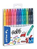 PILOT 12er Set FriXion Colors