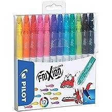 PILOT FriXion Colors - 12er Set