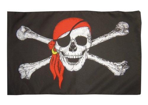 90 cm Piraten Pirates (Piraten Flagge)