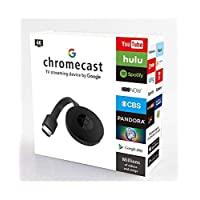 ChromeCast 4K TV Streaming device - Easiest Way to Watch Online Video On Your TV, Android, iOS, Windows