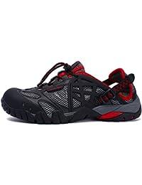 YIWANGO Plus Size Scarpe Da Montagna Outdoor Traspiranti Scarpe Da Ginnastica Sportive Da Uomo Casual Arrampicata Per Trekking…