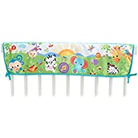 Fisher-Price CHG19 Twinkling Lights Crib Rail Soother