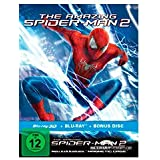 The Amazing Spider Man 2 Rise of Electro 3D - Magnetic Neo-Pack (Blu-ray 3D + Blu-ray + Bonus-Disc + UV Copy) Blu-ray