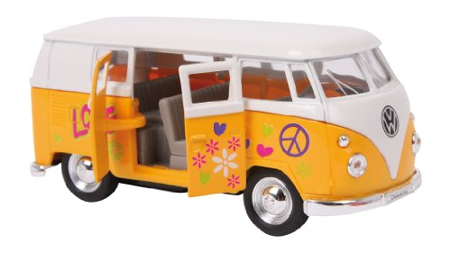 Legler 9329 - Modellauto Volkswagen 63 T1 Bus