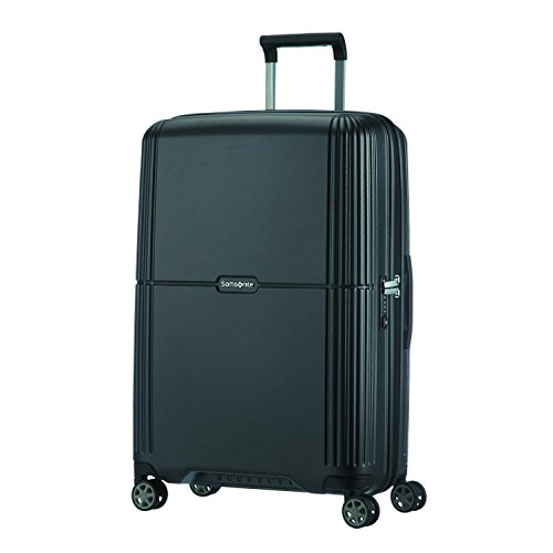 SAMSONITE Orfeo - Spinner 69/25 Bagaglio a mano, 69 cm, 72 liters, Nero (Ink Black)