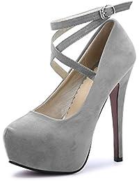 Zapatos Tacon Mujer Amazon