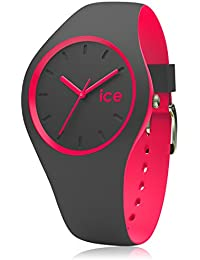 Ice-Watch Duo Damenuhr Analog Quarz mit Silikonarmband – 001553