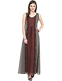Taurus Women's Beige Come Summer Maxi Dress