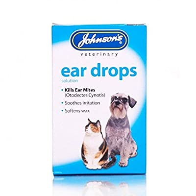 Johnsons Veterinary Products Ear Drops from Johnsons Veterinary Products