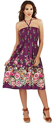 Strapless Summer Dresses: Amazon.co.uk