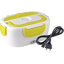 Tartera electrica fiambrera de conexion red 230V calentador comida (MORADO)