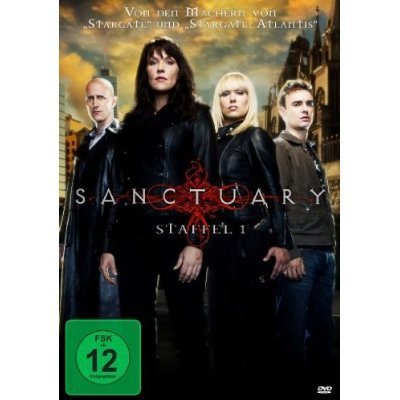 Sanctuary - Wächter der Kreaturen: Staffel 2 [Blu-ray]