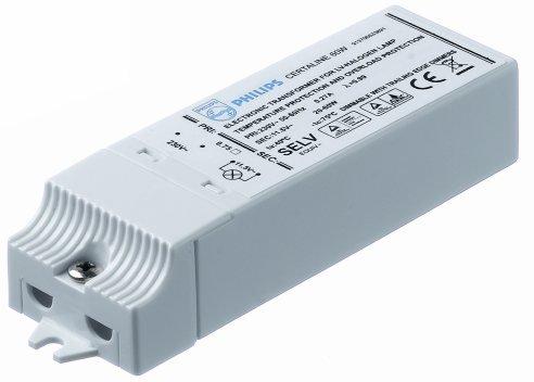 NiederVolt-Trafo elektronisch Certa 20-60 Watt