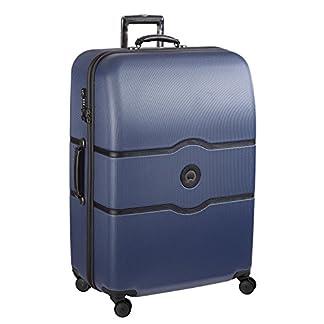 DELSEY CHATELET HARD + Maleta, 82 cm, 135 liters, Azul (Bleu)