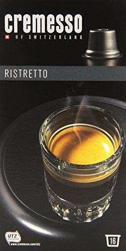 Cremesso Ristretto - Café (Cápsula de café, Negro)